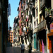 Colorful Street in Bilbao