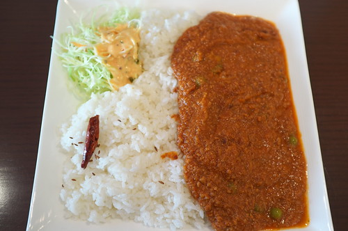 キーマカレー Keema Curry