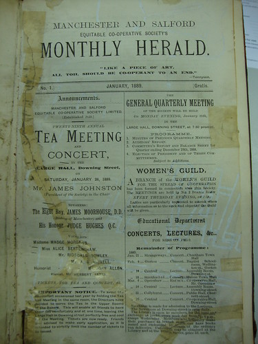 First M&S Herald