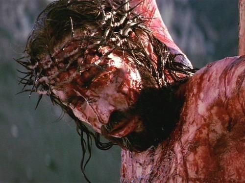 Jesus maltratado