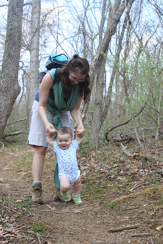 Manassas Gap Hike - Sagan Smiles and Hikes with Mommy