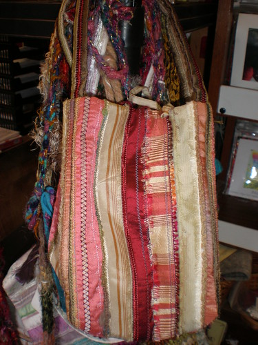 Silk Bag at Wingham Woolworks