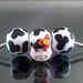 Charm bead : Cow