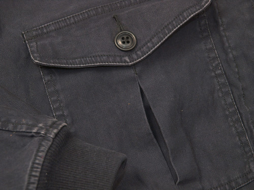 RRL / Expedition Twill Flight Jacket