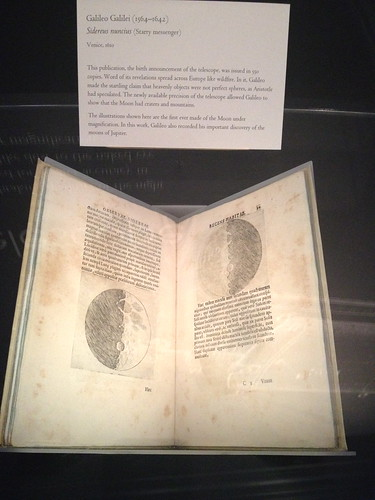 Galileo Galilei, Starry messenger, 1610