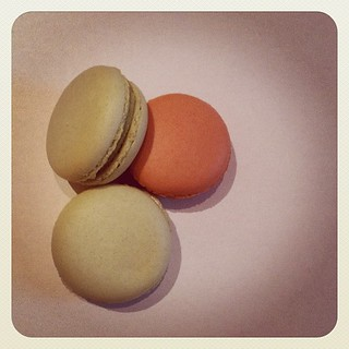 Macarons ftw.