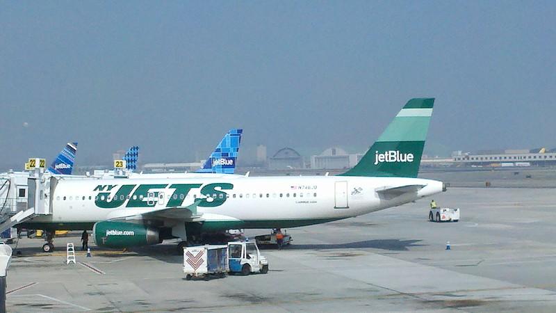 JFK Airport - Queens, New York