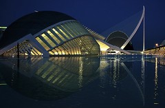 Valencia_La Ciudad de las Artes y las Ciencias _ The City of Arts and Sciences
