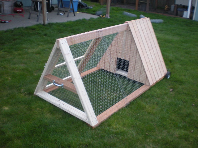 Chicken Tractor Flickr Photo Sharing