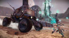 Razorback2 - RIDE, DIE & FLY IN STARHAWK!