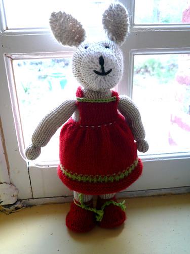 Poppy Bunny, front