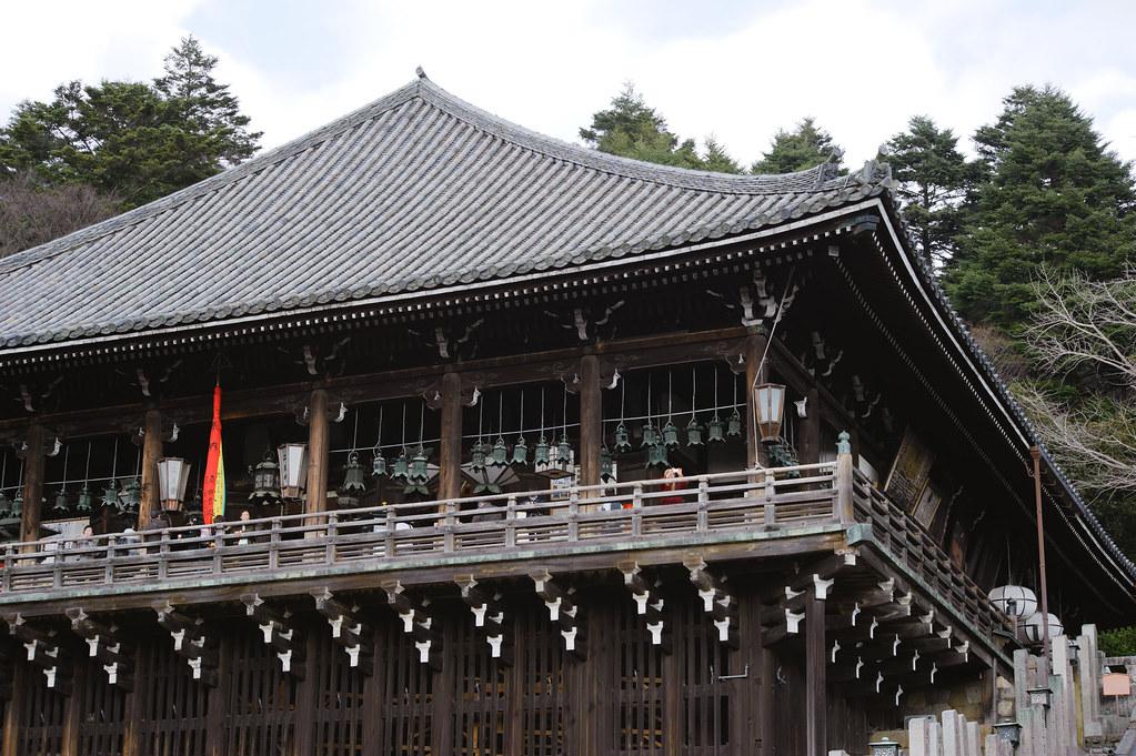 Todaiji Temple - Nigatsudo