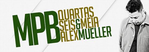 Banner - Quarta MPB Seis & Meia by chambe.com.br