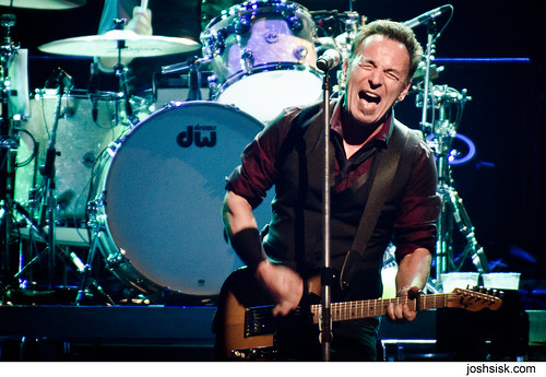 Bruce Springsteen & the E St Band