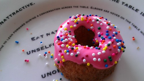 Doughnut Cookie