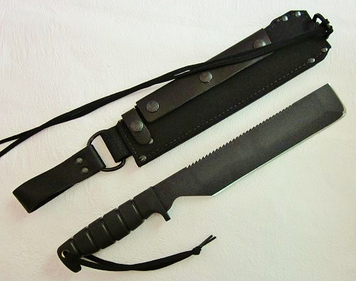 "Ontario Spec Plus Machete 10"" Blade"