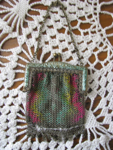Wee Mesh Purse