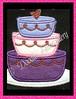 Apron 029 - 3 tier cake