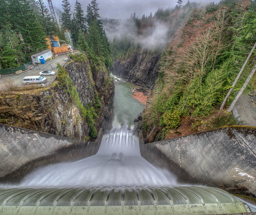 Cleveland Dam - Greater Vancouver Parks