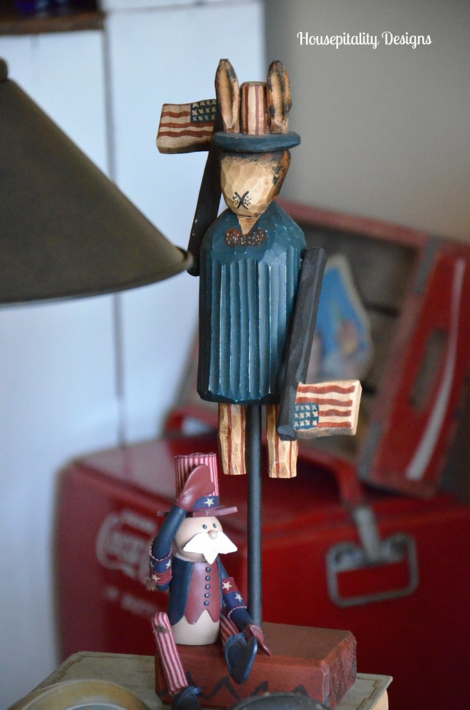 Folk Art Uncle Sams
