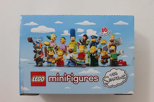 LEGO Minifigures The Simpsons Series (71005)