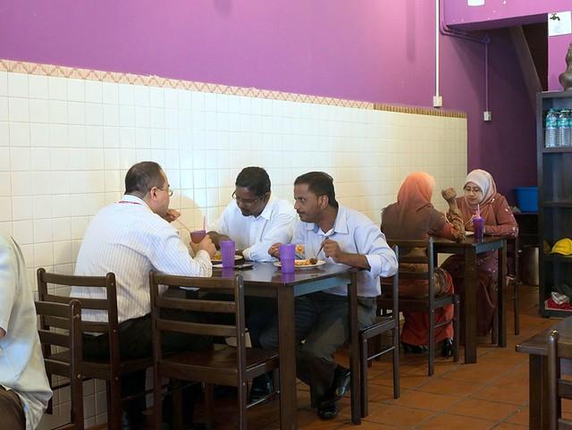 halal Penang food - best nasi kandar raffe bishop street-011