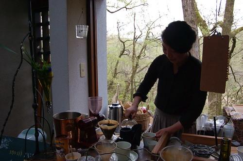 コーヒ屋台