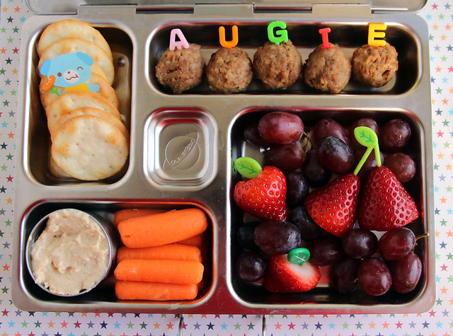 Preschool Cutesy Bento #634