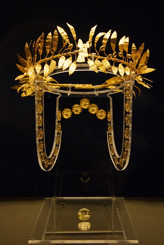 Odrysian Golden Wreath