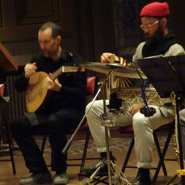 Oud and Lute Players
