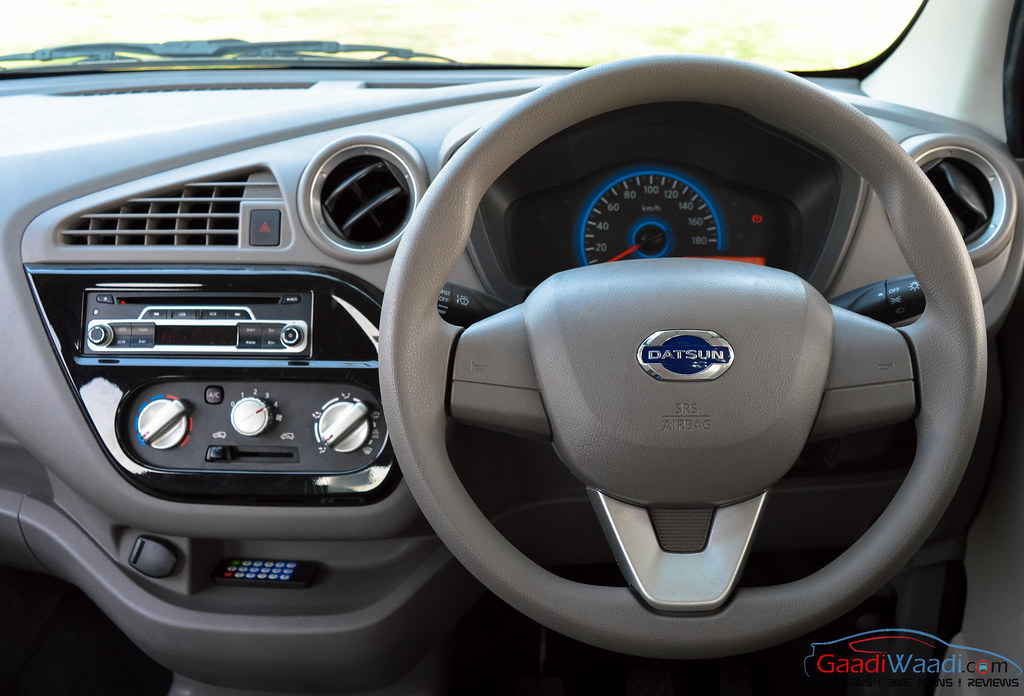Datsun RediGo Drive Review 52