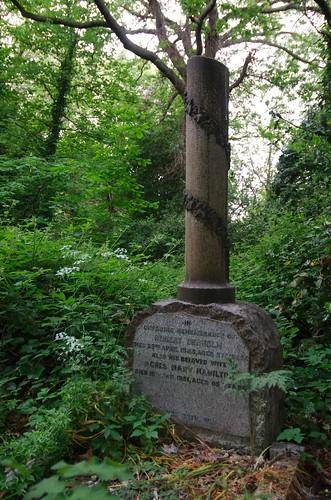 Grave of Robert Denholm