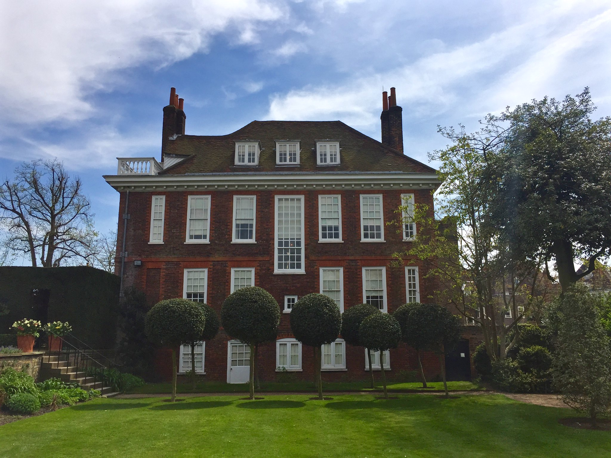 Fenton House Hampstead