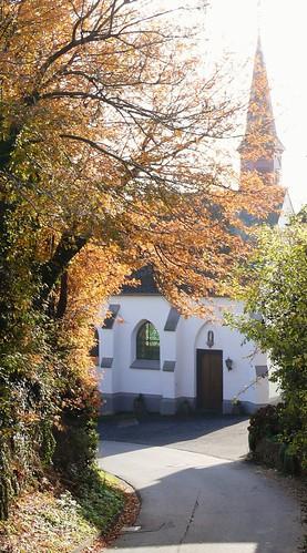 1. Außenansichten Kapelle
