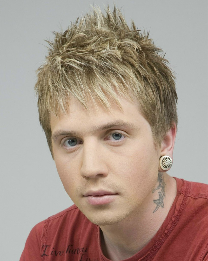 Short Male Hairstyles Short Male