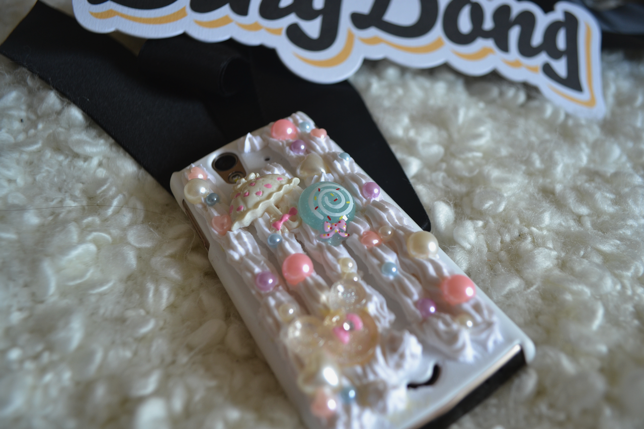 daisybutter - UK Style Blog: cachabon phone case, whipped cream cases, lucyboots, kawaii