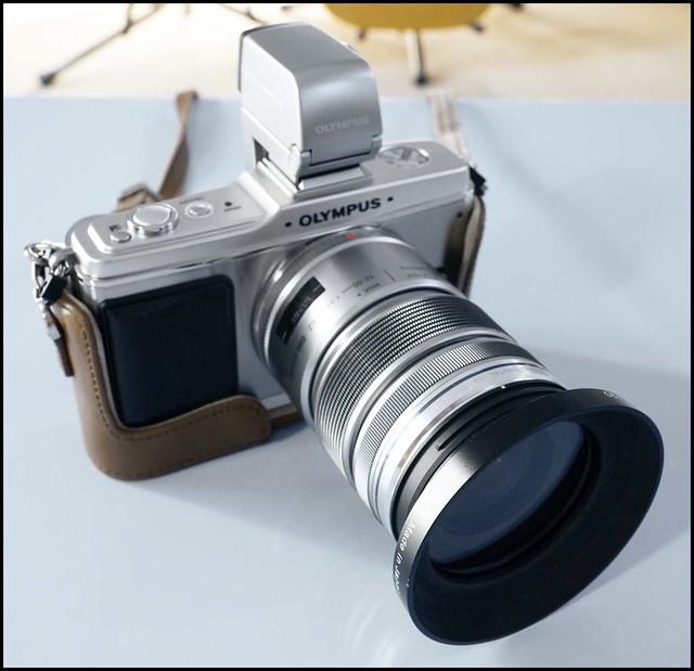 Olympus E-P2 m.zuiko 12-50 f/3.5-6.3 Zoom lens