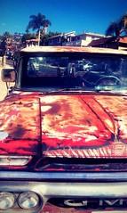 rusted GMC