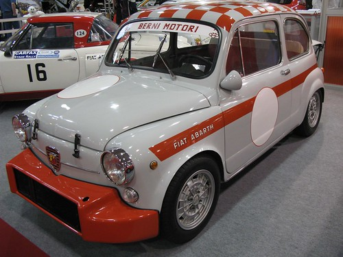 Fiat Abarth 1000TC by It's Mr Pants