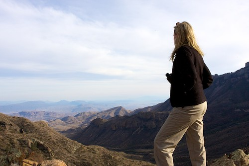 Quite a View in Big Bend