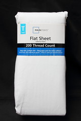 Flat Sheet (Twin Size)