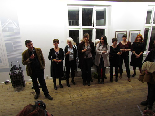 Vernissage - 10 artists