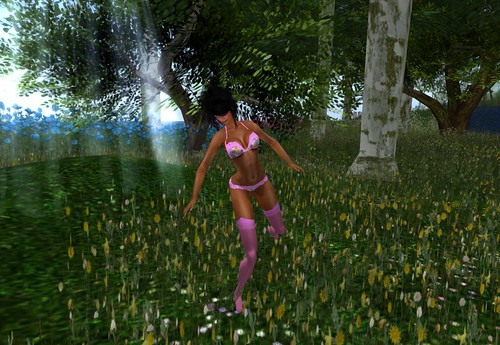 BabyDoll Heart Candy Basic Lingerie (free) by Cherokeeh Asteria