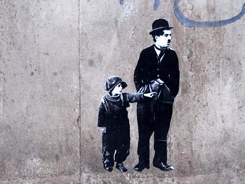 street art & graffiti Paris by _Kriebel_