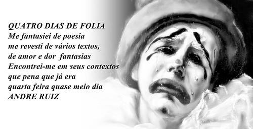 QUATRO DIAS DE FOLIA by amigos do poeta