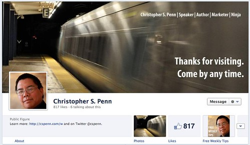 (5) Christopher S. Penn