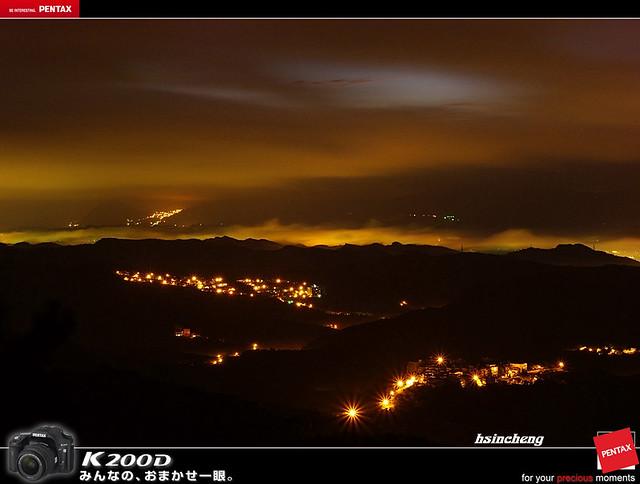 五指山日出,黑卡練習篇(雲曝+曙光+火燒雲+斜射光=夠本了)