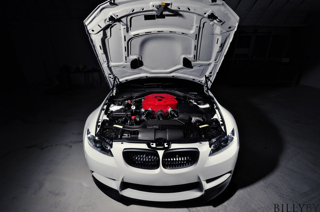 E92 Bmw M3 Evs Motors X Isg Actvie Autowerk Billy By