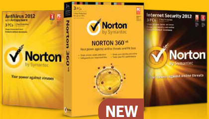 Check out security software from Norton by Symantec at IT Show 2012.