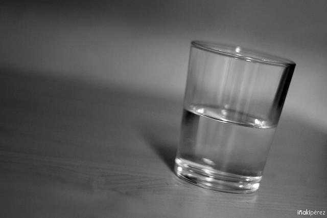 67/366 · ¿Medio lleno o medio vacío? #RetoOptimismo